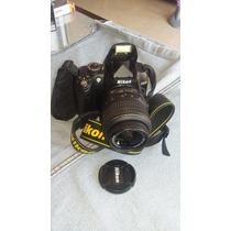 Camara Profesional Nikon D5000