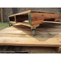 Mesas De Tarima Reciclada Diversos Diseños