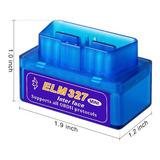 Obd2 Escaner Elm327 Obdii Obd2 Con Bluetooth V1.5 Pic25k80
