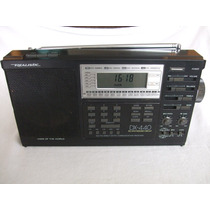 Realistic Dx-440 Radio Onda Corta -voice Of The World-
