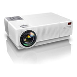 Proyector Led Full Hd 1080p 4500 Lumens Cheerlux Cla