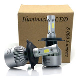 Kit Luces Led Tipo Xenon Hid H7 Alta Ford Fusion 2010