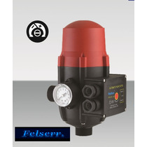 Control Presurizador Automatico Para Bombas De Agua