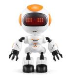 Robot Inteligente R8 Voz Touch Tacto Sonidos