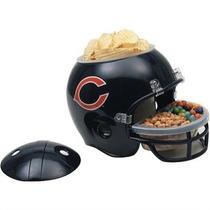Casco Nfl Americano Botana Osos Chicago Bears Envío Gratis