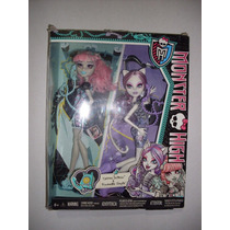 Monster High 2 Pack Catrine Demew Y Rochelle Goyle Nuevo