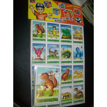Gcg Juego Didactico Loteria Dinosaurios Tablas De Carton
