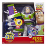 Buzz Lightyear Rocket Blast +30 Frases Cohete Explosivo
