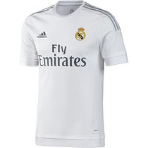 Jersey Adidas Real Madrid 100% Original 2015-2016 *no Clones
