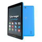 Tablet Vorago Pad-7 V4 7  8gb Azul Con Memoria Ram 1gb
