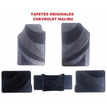 Tapetes Originales Chevrolet Malibu Vinil, Envío Gratis!