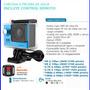 Camara Sumergible 4k Action Cam H9r Con Control Remoto