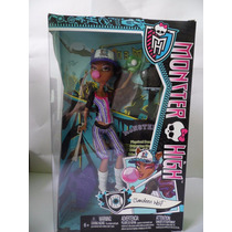 Muñeca Monster High Clawdeen Wolf Mattel Original
