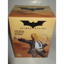 Batman Figura Scarecrow Estatua Resina Cine Comic Dc