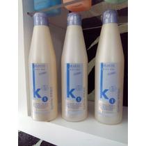 Shampoo Para Cabello Alisado Keratin Shot Salerm 500 Ml