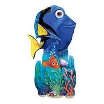 Oferta! Globo Caminate Dori Buscando A Nemo 139cm