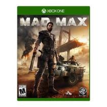 Mad Max Xbox One Nuevo