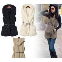Chaleco Abrigo Moda Asiática