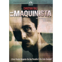 Dvd El Maquinista ( The Machinist ) 2004 - Brad Anderson