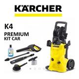 Hidrolavadora Karcher K4 Premium Kit Car Nuevas En Caja