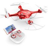 Drone Syma X5uw Camara Wifi Helicoptero Transmite En Vivo