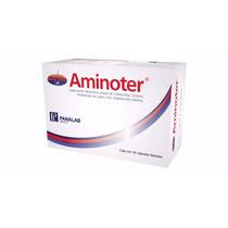 Aminoter Tratamiento Anticaida C/30 Capsulas Panalab