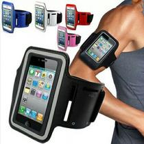 Funda Brazo Deportes Iphone 6, Galaxy S5, S4 5 Armband Color