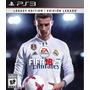 Fifa 18 Standard Edition Playstation 3 Ps3 Videojuego