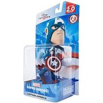 Disney Infinity: Marvel Super Heroes (2.0 Edition) Capitán A