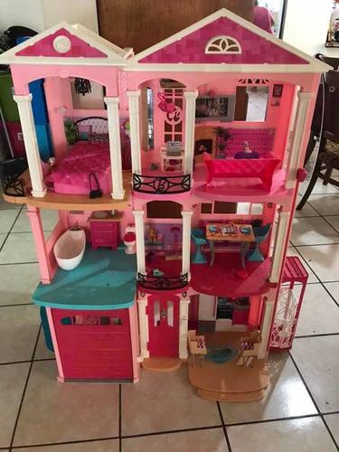 Casa Barbie Dreamhouse