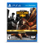 Juego Infamous Second Son Para Playstation®4