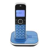 Teléfono Inalámbrico Motorola Gate4800 Azul