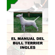 El Manual Del Bull Terrier Ingles + Regalos Conocelo ¡ Omm