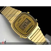 c2d4102f7a59 Reloj Casio Vintage La670 Mujer Dorado  watchsalas  Full en venta en Kalos  la Encarnación Apodaca Nuevo León por sólo   749