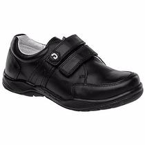 Zapatos Dogi Piel 8006 Negro Pv