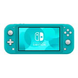 Nintendo Switch Lite 32gb Turquesa