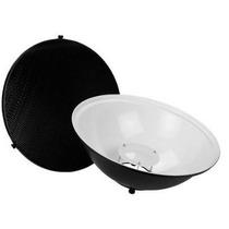 Fotodiox Beauty Dish Pro 28 Kit Con Nido De Abeja Nuevo
