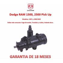 Caja Direccion Hidraulica Cremallera Dodge Ram Pick Up 97-98
