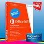 Office 365 Home Premium 5pc Mac 1tb 60 Min Skyp Envio Gratis