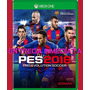 Pro Evolution Soccer 2018 Xbox One Digital Offline Pes 18