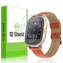 Iq Escudo Liquidskin (6-pack) - Asus Zenwatch 2 Screen Prote