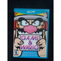 Game And Wario Wii U Nuevo Sellado Nintendo Trqs
