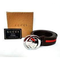 Cinturones Para Caballero Gucci,hermes,ferragamo,lv.