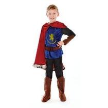 Príncipe De Vestuario - Fantasía Medieval Vestido De Lujo