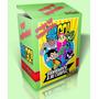 Kit Imprimible Teen Titans Go Jóvenes Titanes Candy Bar