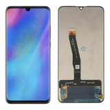 Pantalla Amoled Completa Display Y Touch, Huawei P30, Negra