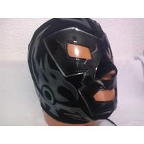 Màscaras Lucha Libre Cmll,aaa,luchadores Mexicanos Wagner Jr