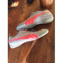 Zapatos Tenis Puma Talla 4.5 Mex