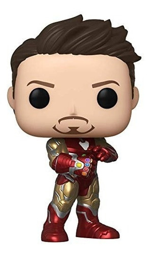 Iron Man Avengers Endgame 2019 Fall Convention Funko Pop