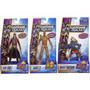 Guardianes De La Galaxia Star Lord Rocket Racoon Y Groot Set